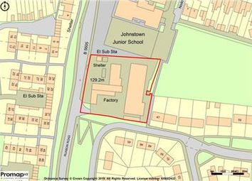 Thumbnail Land for sale in Residential Development Opportunity, High Street, Johnstown, Wrexham, Wrexham