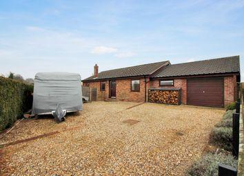 Thumbnail 2 bedroom detached bungalow for sale in Knyvett Green, Ashwellthorpe, Norwich