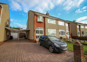 Thumbnail 3 bed semi-detached house for sale in Sunnyside, Frampton Cotterell, Bristol
