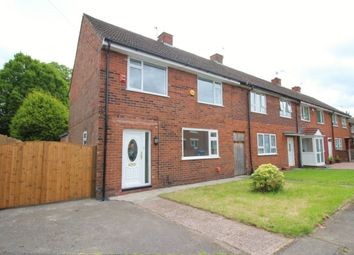 3 bed terraced house for sale in Dumbarton Close, South Reddish, Stockport SK5