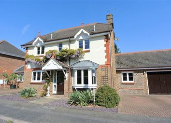 Thumbnail 4 bed property to rent in Sumner Place, Addlestone, Surrey