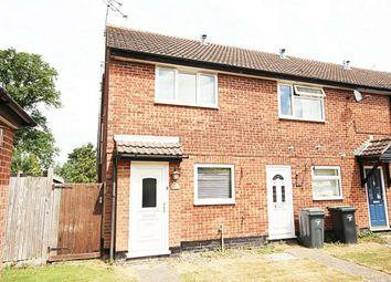 Thumbnail 2 bed end terrace house for sale in De Mandeville Road, Elsenham, Bishop's Stortford, Herts