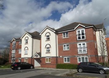 Thumbnail 2 bed flat to rent in Downes Way, Manchester