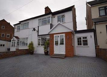 Thumbnail 5 bed semi-detached house for sale in Campion Road, Isleworth