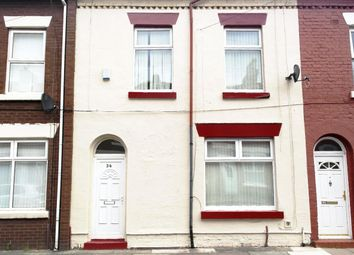 Thumbnail 3 bed terraced house to rent in Rector Road, Anfield, Liverpool