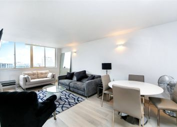 Thumbnail 2 bedroom flat for sale in Quadrangle Tower, Cambridge Square, London