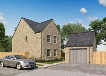 Thumbnail 3 bed detached house for sale in West House Gardens, Birstwith, Harrogate