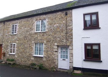 Thumbnail 2 bedroom terraced house to rent in King Street, Colyton