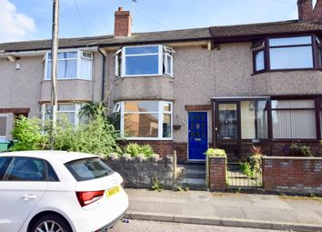 Thumbnail 2 bed terraced house for sale in North Street, Upper Stoke, Coventry, West Midlands