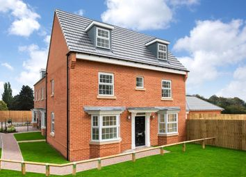 """Thumbnail 4 bed detached house for sale in """"Hertford"""" at Shipton Road, Skelton, York"""