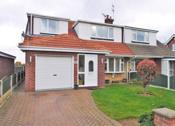 Thumbnail 4 bed semi-detached house for sale in Clifton Drive, Sprotbrough, Doncaster