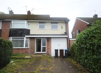 Thumbnail 3 bed semi-detached house for sale in Maple Crescent, Blythe Bridge, Stoke-On-Trent