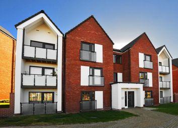 Thumbnail 2 bedroom flat to rent in Vespasian Road, Fairfields
