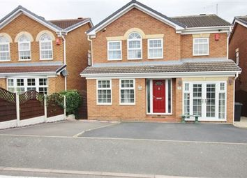 Thumbnail 4 bed detached house for sale in Soap House Lane, Woodhouse Mill, Sheffield