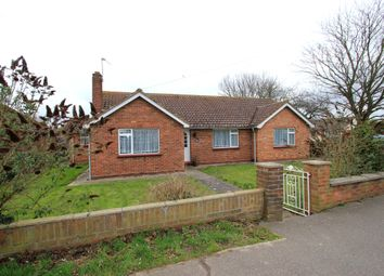 Thumbnail 4 bedroom detached bungalow for sale in Colchester Road, Lawford, Manningtree