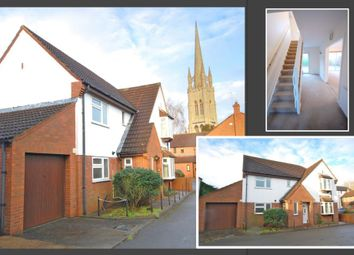 Thumbnail 3 bed detached house for sale in Church Close, Louth