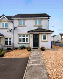 Thumbnail 3 bed end terrace house for sale in Lochty Drive, Kinglassie
