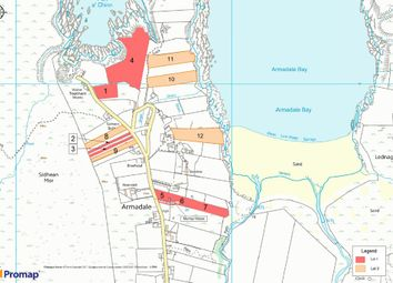 Thumbnail Land for sale in Armadale, Thurso