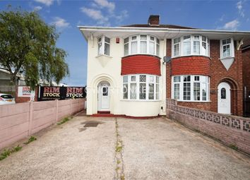 Thumbnail 3 bedroom semi-detached house for sale in Church Lane, West Bromwich, West Midlands