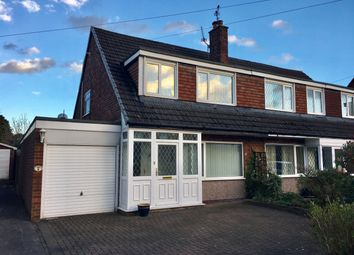 Thumbnail 3 bed semi-detached house for sale in Denbigh Close, Hazel Grove, Stockport