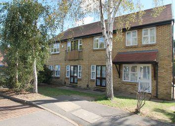 Thumbnail 2 bedroom flat to rent in Meadowlea Close, Harmondsworth, West Drayton