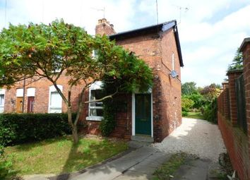 Thumbnail 2 bed cottage to rent in Station Cottages, Station Road, Womersley
