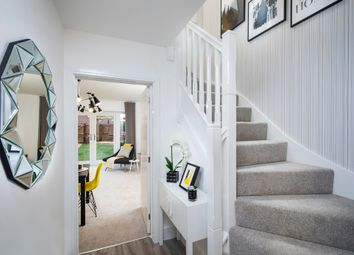 Thumbnail 3 bed terraced house for sale in Vulcan Parkway Off Wargrave Road, Newton-Le-Willows