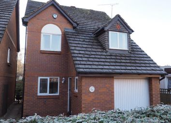 Thumbnail 3 bed detached house for sale in Woodlea Grange, Alderbury, Salisbury