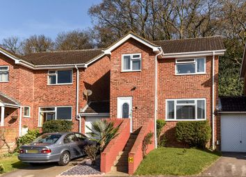 Thumbnail 3 bed link-detached house for sale in Carisbrooke, Frimley GU16, Frimley, Surrey, Gu16,