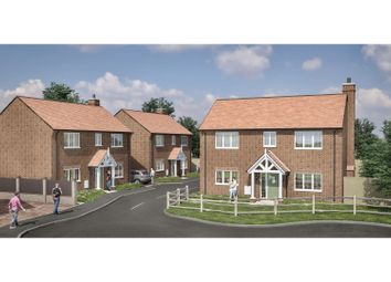 Thumbnail 4 bed detached house for sale in 57B Dawson Drive, Hextable, Swanley