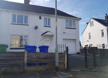 Thumbnail 4 bedroom property for sale in Hallwood Road, Manchester, Greater Manchester, .