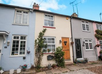 Thumbnail 2 bedroom terraced house for sale in Folly Fields, Wheathampstead, St. Albans