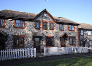 Thumbnail 3 bed terraced house for sale in Exmoor Close, Whiteley, Fareham