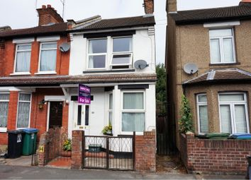 Thumbnail 2 bed end terrace house for sale in Benskin Road, Watford