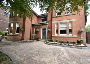 Thumbnail 5 bedroom detached house for sale in Guest Road, Prestwich, Manchester