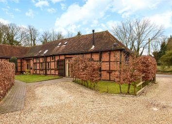 Thumbnail 5 bedroom semi-detached house for sale in Cutbush Lane, Shinfield, Reading, Berkshire