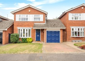 Thumbnail 3 bed detached house for sale in Windmill Drive, Croxley Green, Hertfordshire