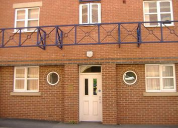Thumbnail 2 bed flat to rent in Lower Brown Street, Leicester