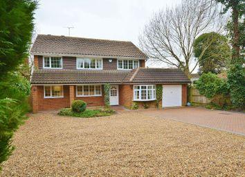 Thumbnail 5 bed detached house for sale in Spring Lane, Farnham Royal, Slough