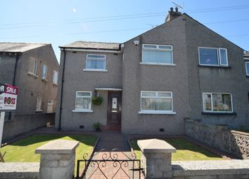 Thumbnail 3 bed semi-detached house for sale in Quebec Street, Ulverston, Cumbria