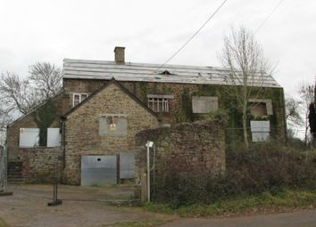 Thumbnail Farmhouse for sale in Crump Farm House & Barn, Naas Lane, Lydney, Gloucestershire