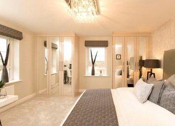 Thumbnail 4 bed terraced house for sale in Trumpington Meadows, Hauxton Road, Cambridge