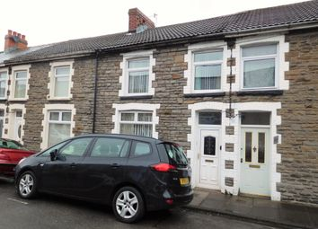 Thumbnail 2 bed terraced house for sale in Francis Street, Bargoed, Caerphilly