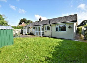 Thumbnail 4 bedroom detached bungalow for sale in West Lane, Dolton, Winkleigh, Devon