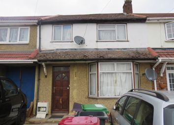 Thumbnail 3 bed terraced house for sale in Hughenden Road, Slough