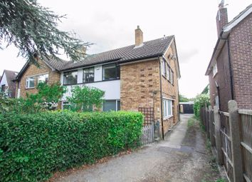Thumbnail 2 bed flat to rent in Connaught Avenue, Loughton
