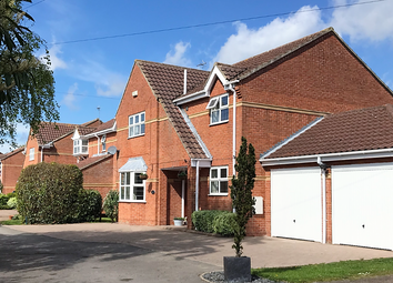 Thumbnail 4 bed detached house for sale in Willow Garth, Eastrington, Goole