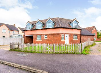 Thumbnail 3 bed detached house for sale in Woodfield Lane, Lower Cambourne, Cambridge