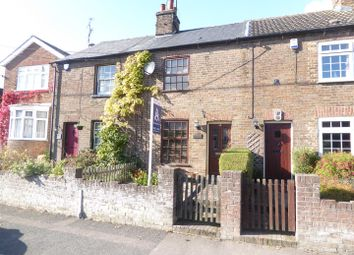 Thumbnail 2 bedroom terraced house for sale in Church Road, Totternhoe, Dunstable