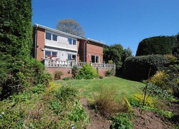 Thumbnail 3 bed detached house for sale in Wellsbourne Park, Mannamead, Plymouth